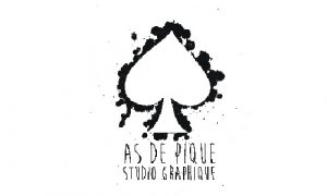 As De Pique Studio Graphique